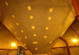 Inspección estructural de tanques digestores