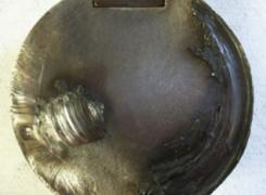 Análisis de falla de eje de alta velocidad de caja reductora de malacate